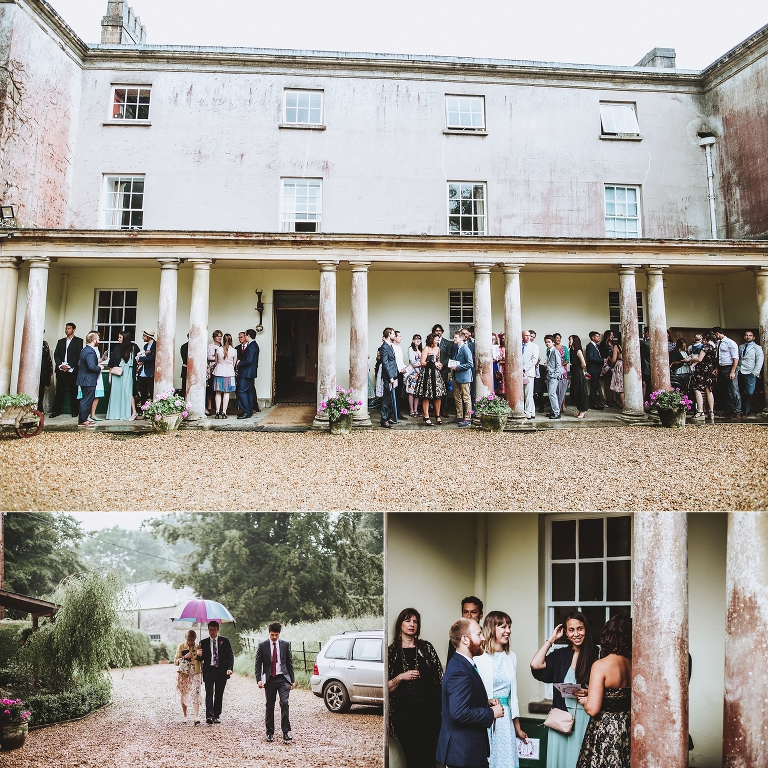 Emily Post Wedding: Pennard House Wedding