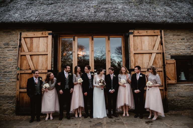 Tythe barn bicester Launton oxfordshire wedding photography 6